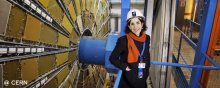 Award of an honorary doctorate to Fabiola Gianotti, Director General of CERN